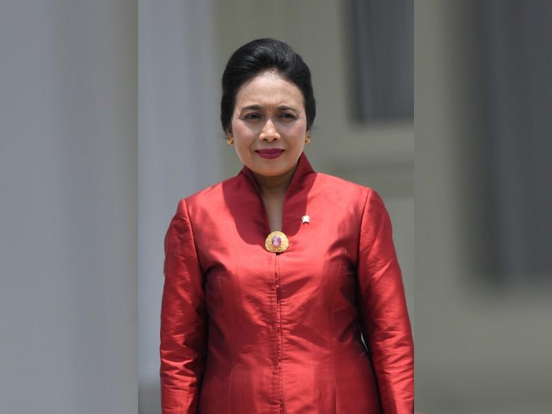 I Gusti Ayu Bintang Darmawati Menteri Pemberdayaan Perempuan dan Perlindungan Anak