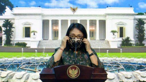 Menteri PPPA- Disiplin dan Sosialisasikan 3M di Lingkungan Keluarga