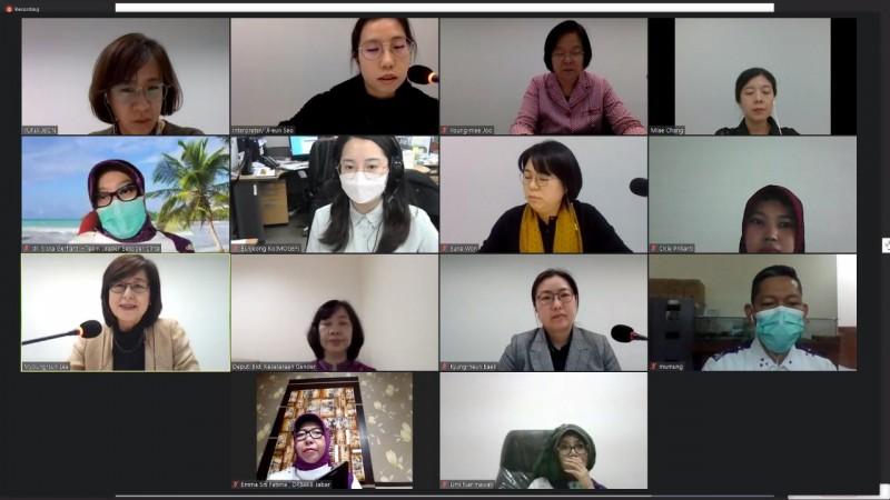 Indonesia-Korea Jalin Kerja Sama Untuk Pemberdayaan Perempuan Di Indonesia