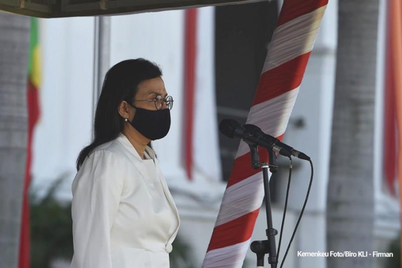 Kemenkeu Peringati Hari Oeang Republik Indonesia ke-74