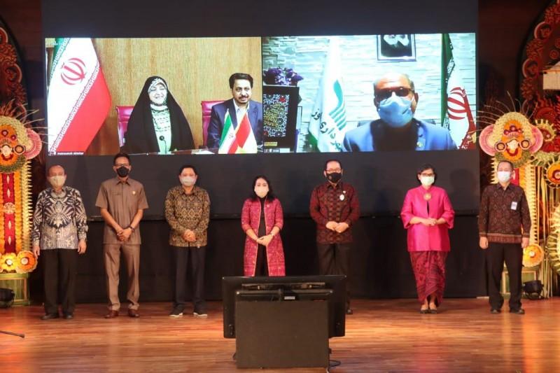 Indonesia-Iran, Saling Berbagai Praktik Baik Penerapan Kabupaten:Kota Layak Anak