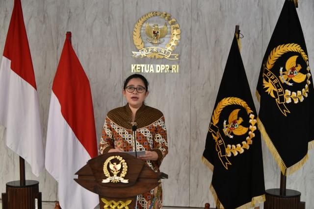Ketua DPR Puan Maharani Terpilih Jadi Anggota Prepcom Sidang IPU
