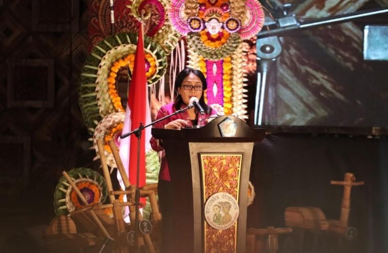 Menteri Bintang Puspayoga - Hari Anak Sedunia, Mari Bangun Indonesia Yang Lebih Layak Bagi Anak-Anak