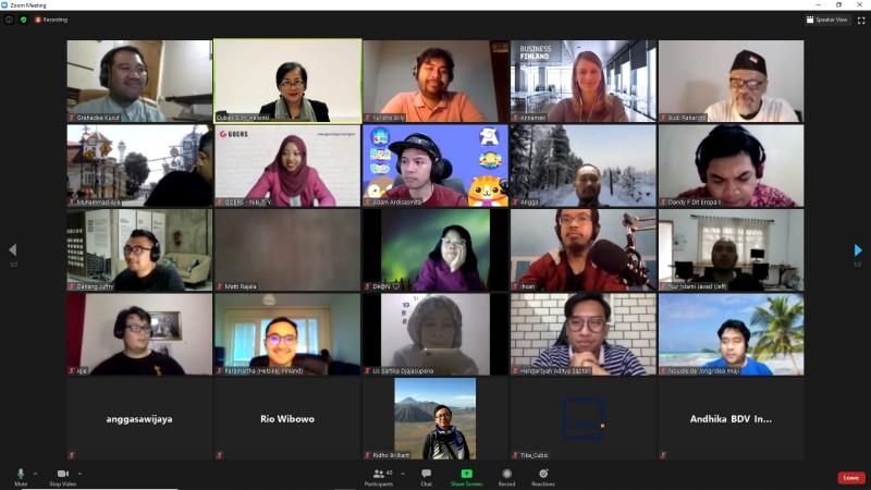 Webinar Startup Bandung, 10.02.2021